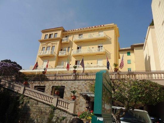 Il Vallone dei Mulini : Hotel Antiche Mura.