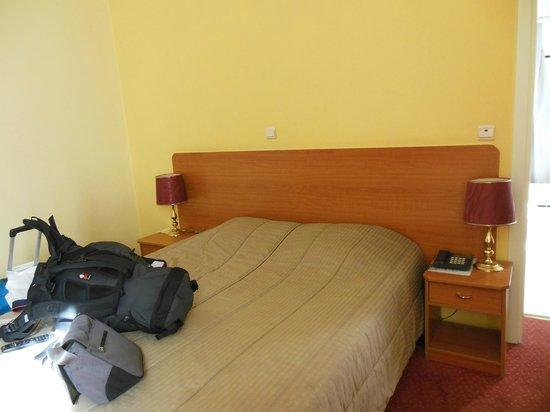 Hans Memling Hotel: Habitación