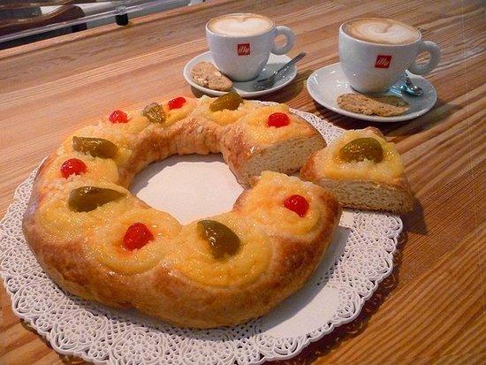 Cucina Paradiso : En estas Pascuas, del momento dulce nos ocupamos nosotros! Roscas tradicionales para llevar.