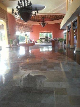 Iberostar Paraiso Beach: main lobby