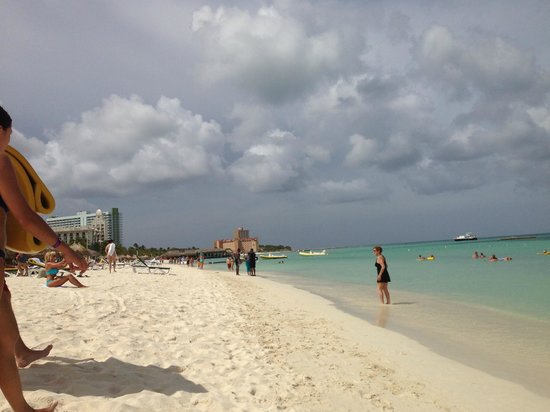 Brickell Bay Beach Club & Spa: Beach in Aruba