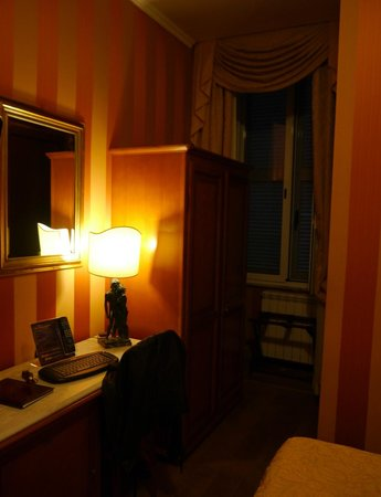 Hotel Forte: Small Double Room