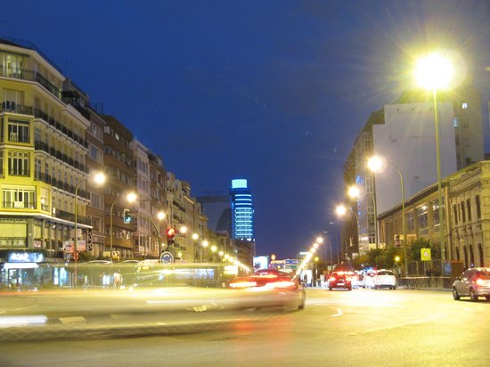 TRYP Madrid Chamberi Hotel: Quattro Caminos