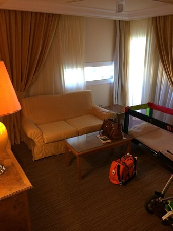 Hotel Riu Palace Oasis: Junior suite