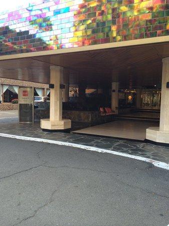 Hotel Riu Palace Oasis: Front Entrance