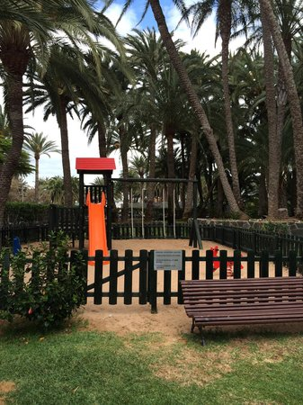 Hotel Riu Palace Oasis: Children's play park