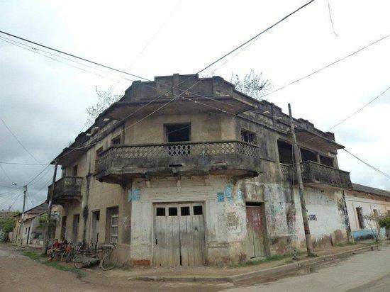 Момпос, Колумбия: CASA DEL DIABLO