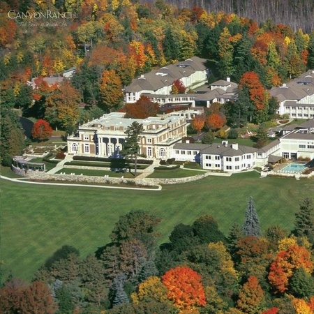 Canyon Ranch in Lenox: grounds