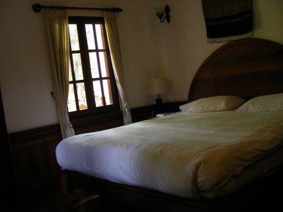 Villa Chitdara: il letto di battaglia