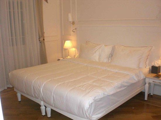 Corinne Hotel: Room 22