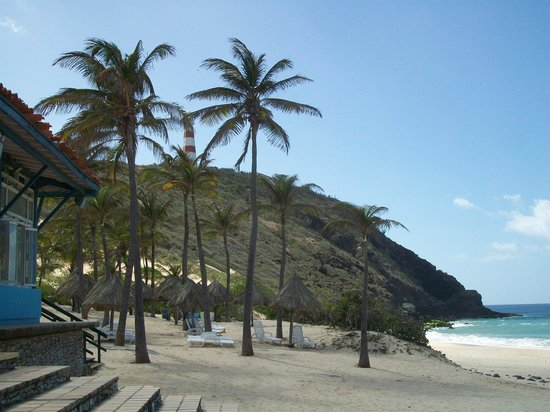Dunes Hotel & Beach Resort: Playa del hotel