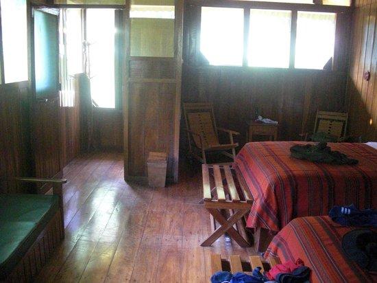 Ecoamazonia Lodge: Typical room