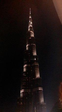 Manzil Downtown Dubai: Burj Khalifa