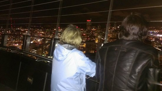 Space Needle Sky City: Viewing platform