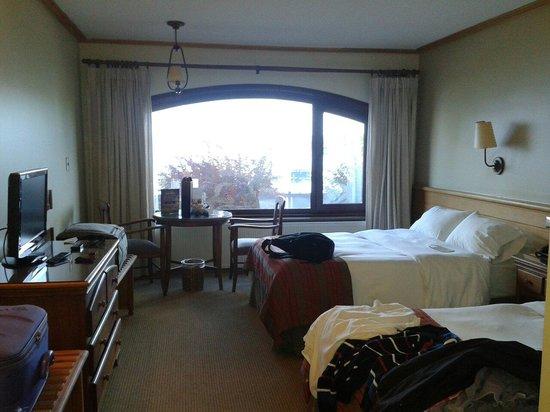 Hotel Cabana del Lago: Quarto