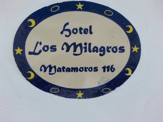 Los Milagros Hotel : Address-