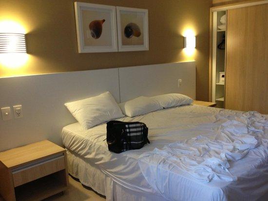 Hotel Mercure Camboriu : Quarto