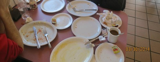 Mosley Street Grill: After!