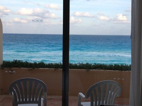 Fiesta Americana Condesa Cancun All Inclusive : our balcony!
