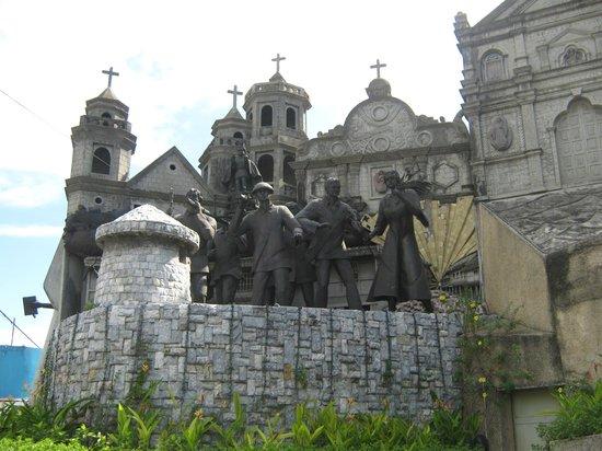 Памятники в пешеходной доступности от Cebu Business Hotel