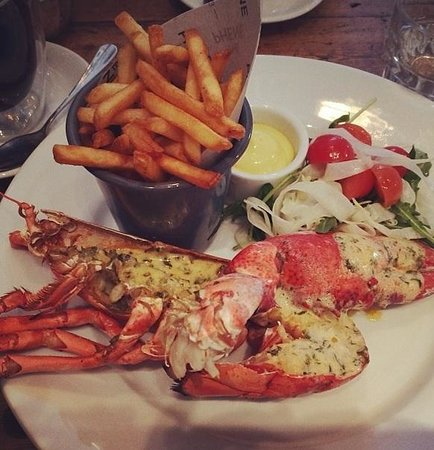 The Phene: Lobster.. Amazing!