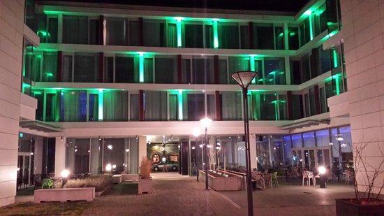 PURO Hotel: The hotel