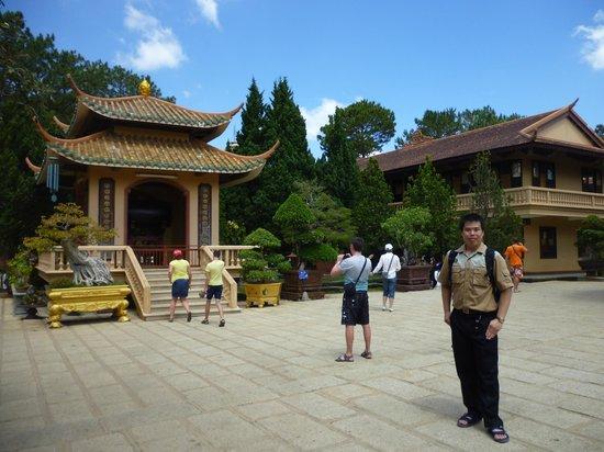 Thien Vien Truc Lam : Truc Lam Temple