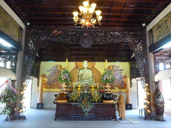 Thien Vien Truc Lam: Truc Lam Temple