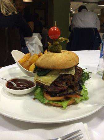 336: Hamburger!
