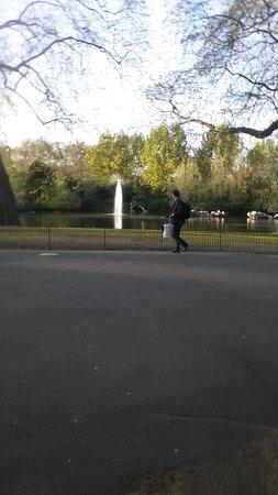 Parque de St. James: St .James park