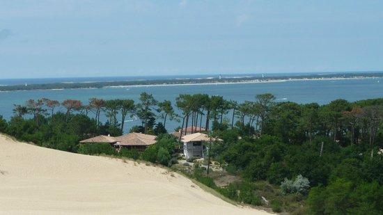 Dune du Pilat : La récompense après l'ascension