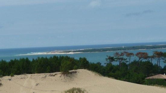 Dune du Pilat : La pointe du Cap Ferret