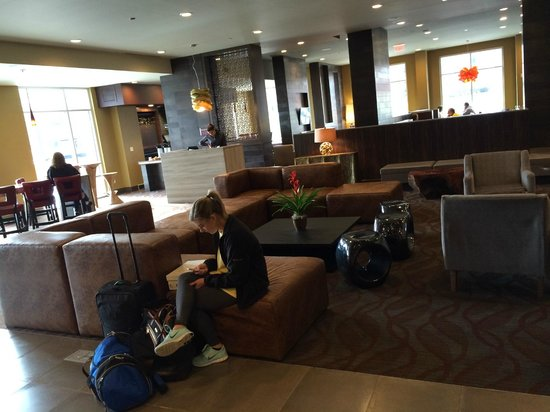 The Broadway Columbia - a DoubleTree by Hilton Hotel: Loved this place!