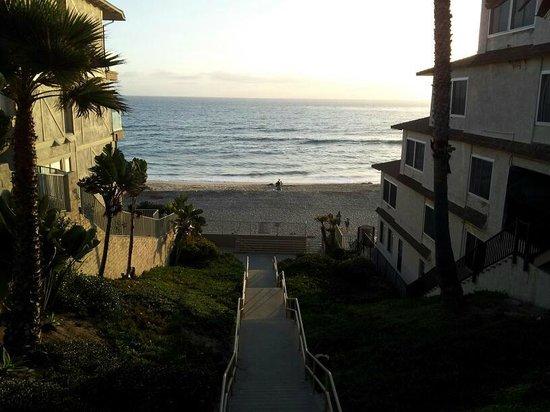 South Carlsbad State Beach: South Carlsbad Beach, CA