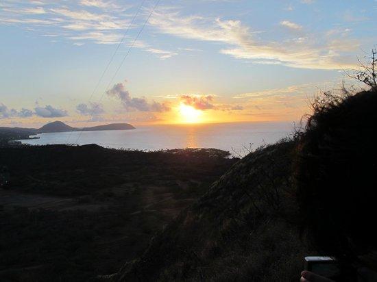 Diamond Head : Nascer do sol