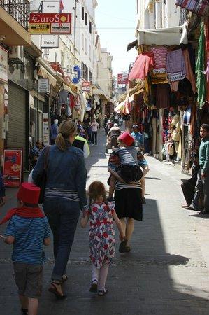 Tangier Private Guide: Exploring