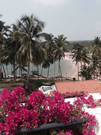 The Leela Kovalam Beach: Room with a view