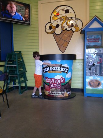 Ben & Jerry's: I Love Ice Cream!