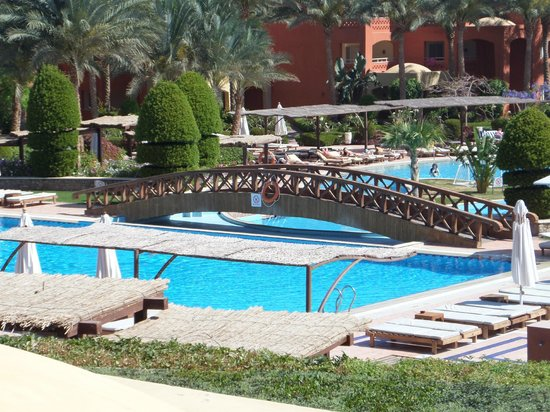 Sharm Grand Plaza: Zoomed in shot