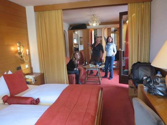 Berger's Sporthotel: One of the rooms