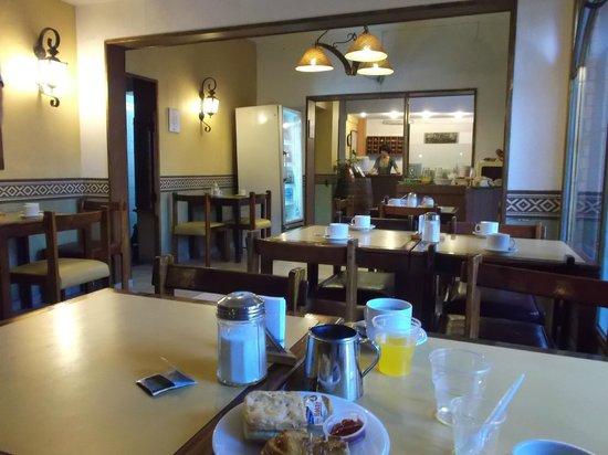 Kapac Hotel: Mendoza, Argentina, Hotel Kapac. Comedor.
