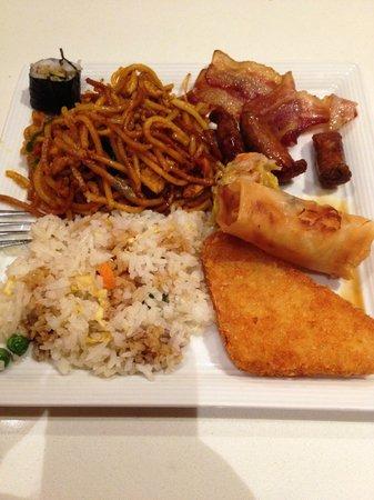 Ibis Singapore on Bencoolen: Breakfast