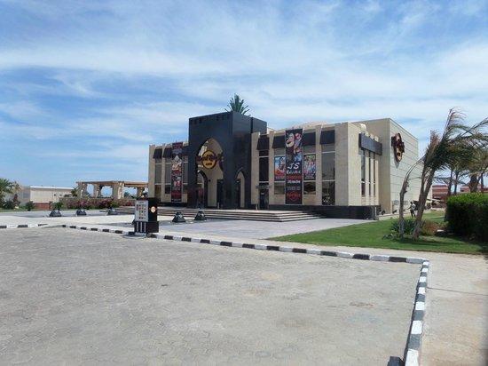 Sharm Grand Plaza: Hard Rock Cafe