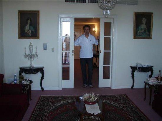 Hotel Nacional de Cuba: Vorzimmer / Speisesaal