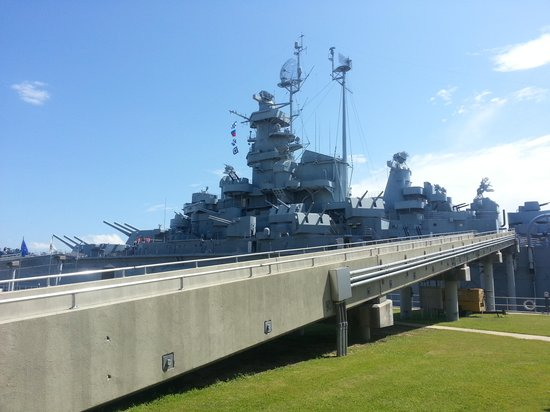 Battleship USS ALABAMA: uss Alabama