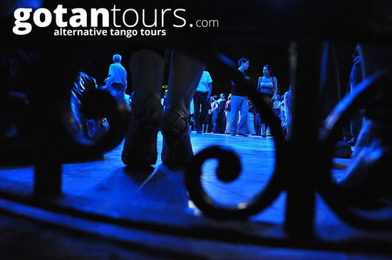 Gotan Tours: Dancing feet
