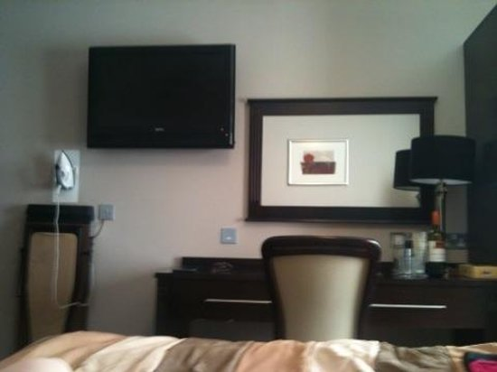 Killarney Court Hotel : Room