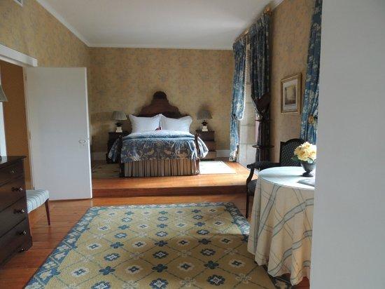 Pousada Mosteiro Guimarães: Bedroom