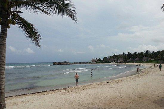 El Pez Colibri Boutique Hotel : Hermosa playa