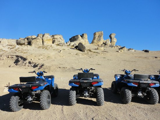Calafate Mountain Park: Quad